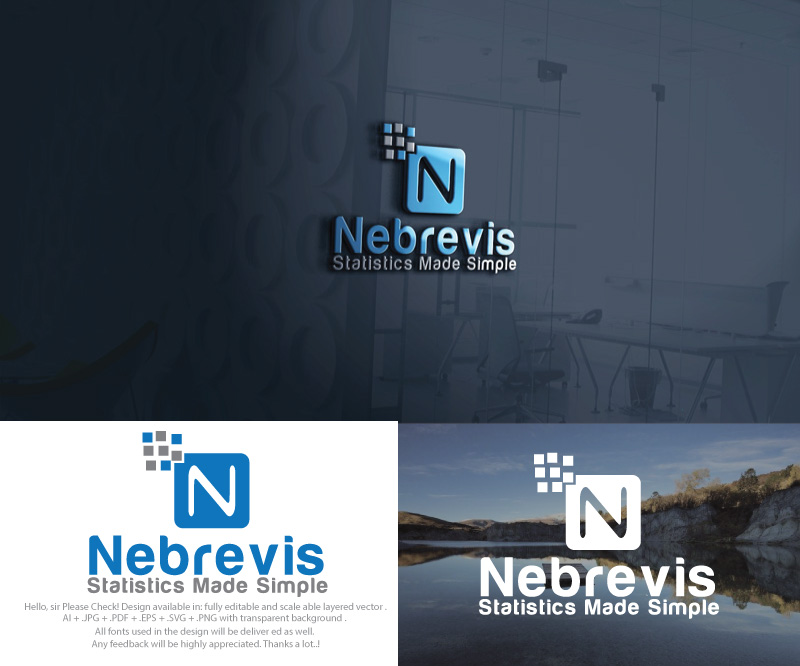 Serious, Professional, It Company Logo Design for nebrevis