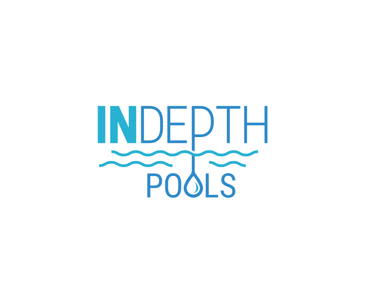 pool service logo. Logo Design By Arpit1113 For In Depth Pools | #18034698 Pool Service O