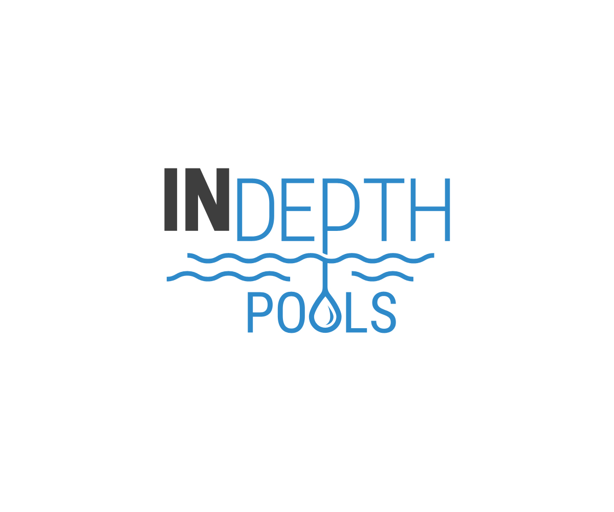 pool service logo. Logo Design By Arpit1113 For In Depth Pools | #18044048 Pool Service