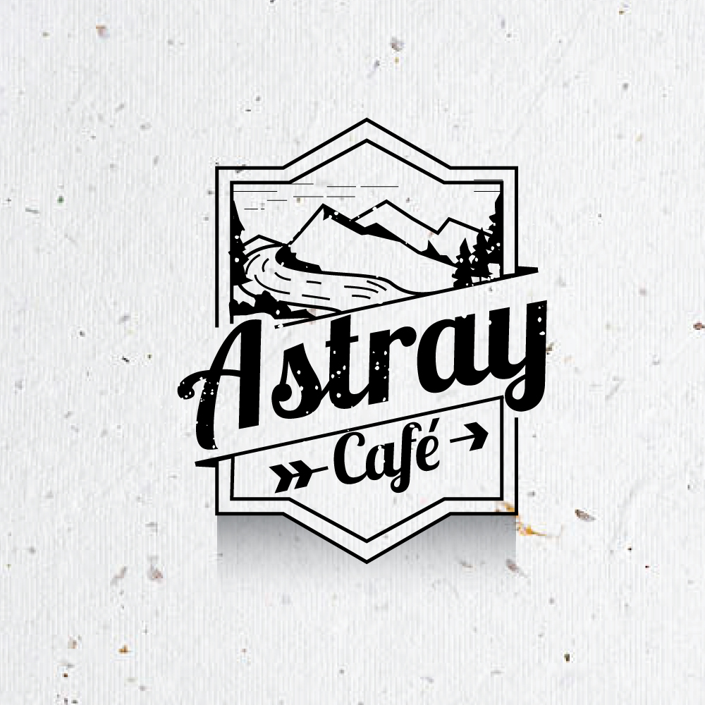 Café logo for the Adventure Community by Kreative Fingers