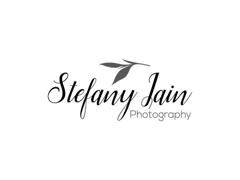 Conservative, Feminine, Portrait Photography Logo Design for Stefany ...