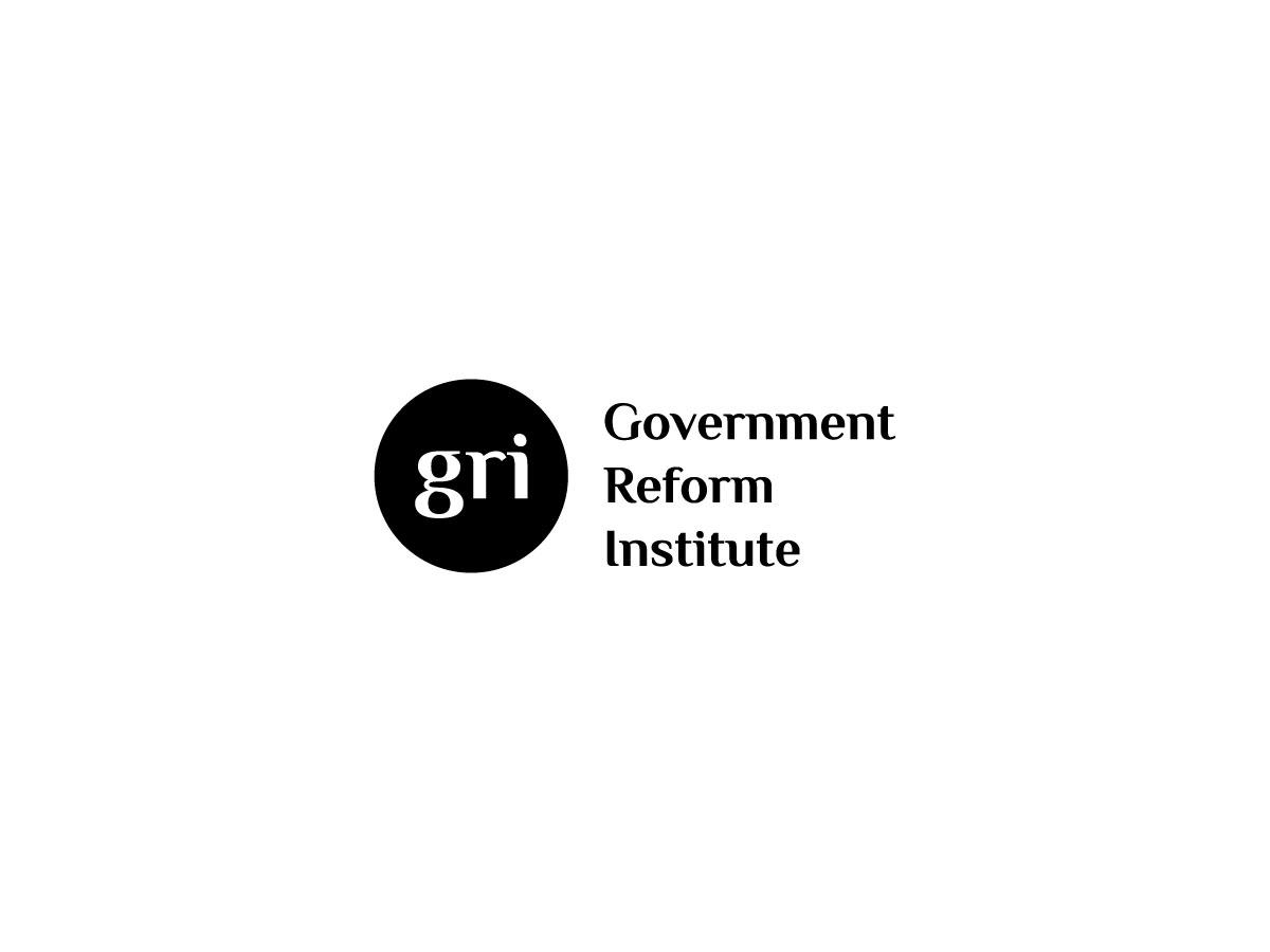 Serious Professional Defense Logo Design For Government Reform