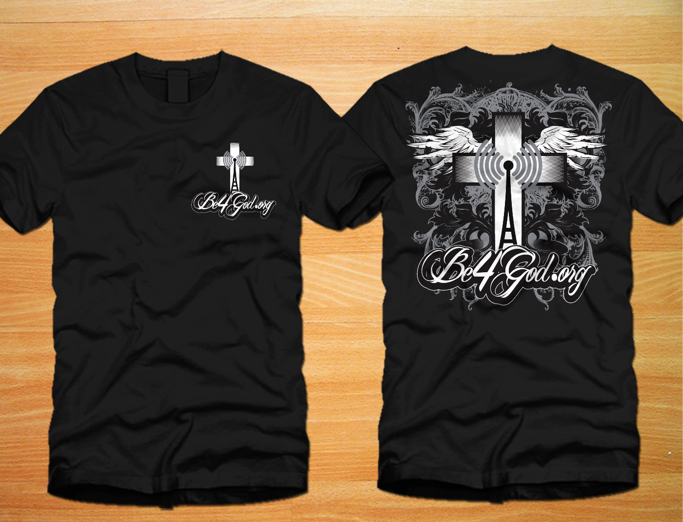 Shirt design style - T Shirt Design Design 2795248 Submitted To Christian T Shirt Design