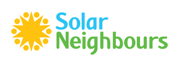 Energy Logo Design For Solar Neighbours In Australia