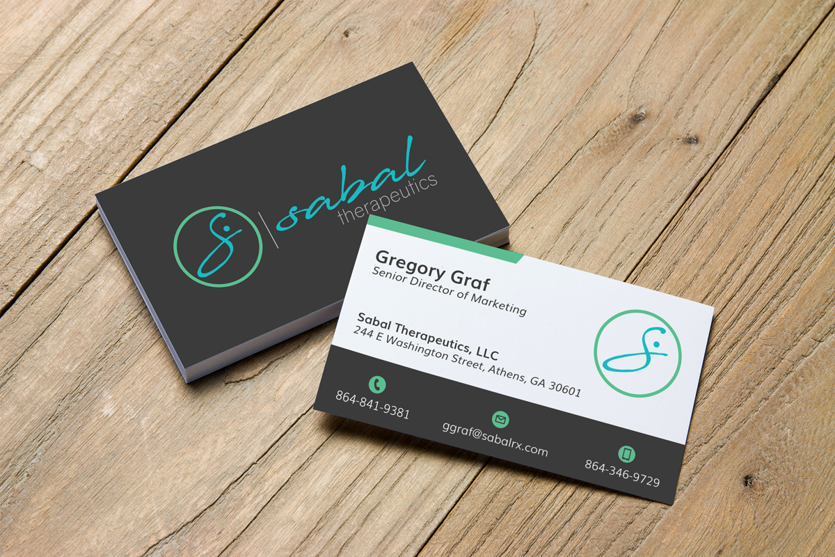 Professional, Serious Business Card Design for Gregory Graf by JK18 ...