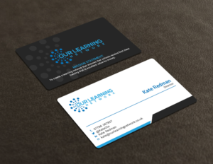 Education business card design galleries for inspiration our learning network business card business card design by avanger000 colourmoves