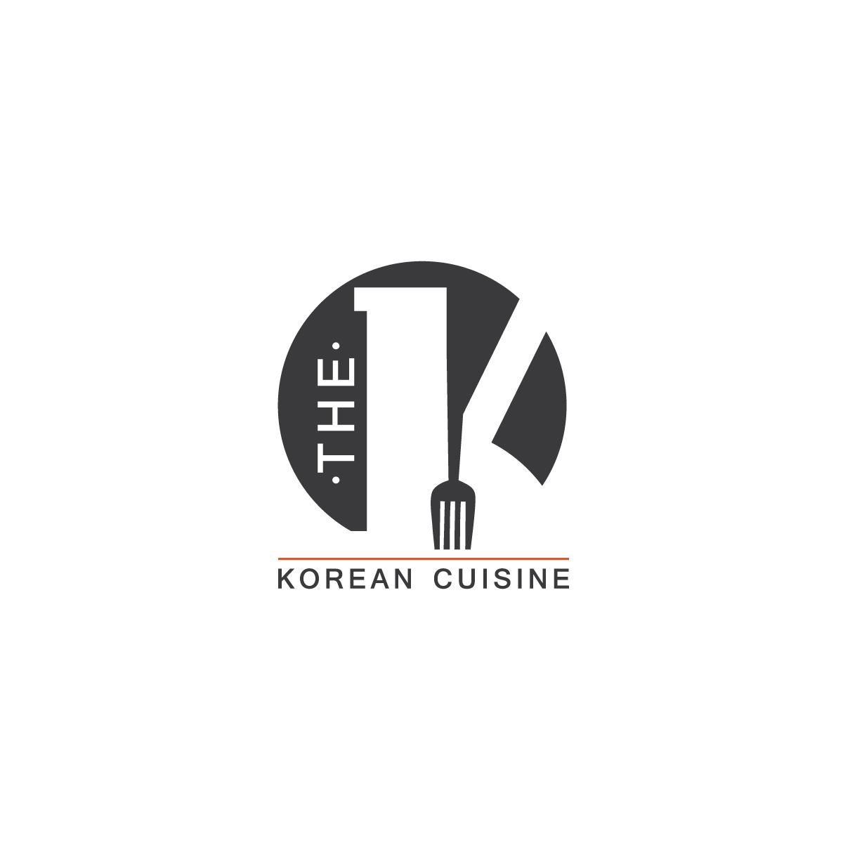 Modern Professional Restaurant Logo Design For The K Korean Cuisine By Winningentry Design 18101174