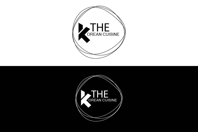 Modern Professional Restaurant Logo Design For The K Korean Cuisine By Imamaf Design 18226117