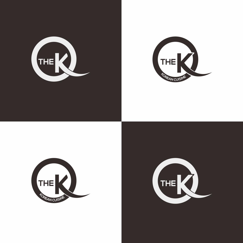 Modern Professional Restaurant Logo Design For The K Korean Cuisine By Cihuuuuuu 2 Design 18111935