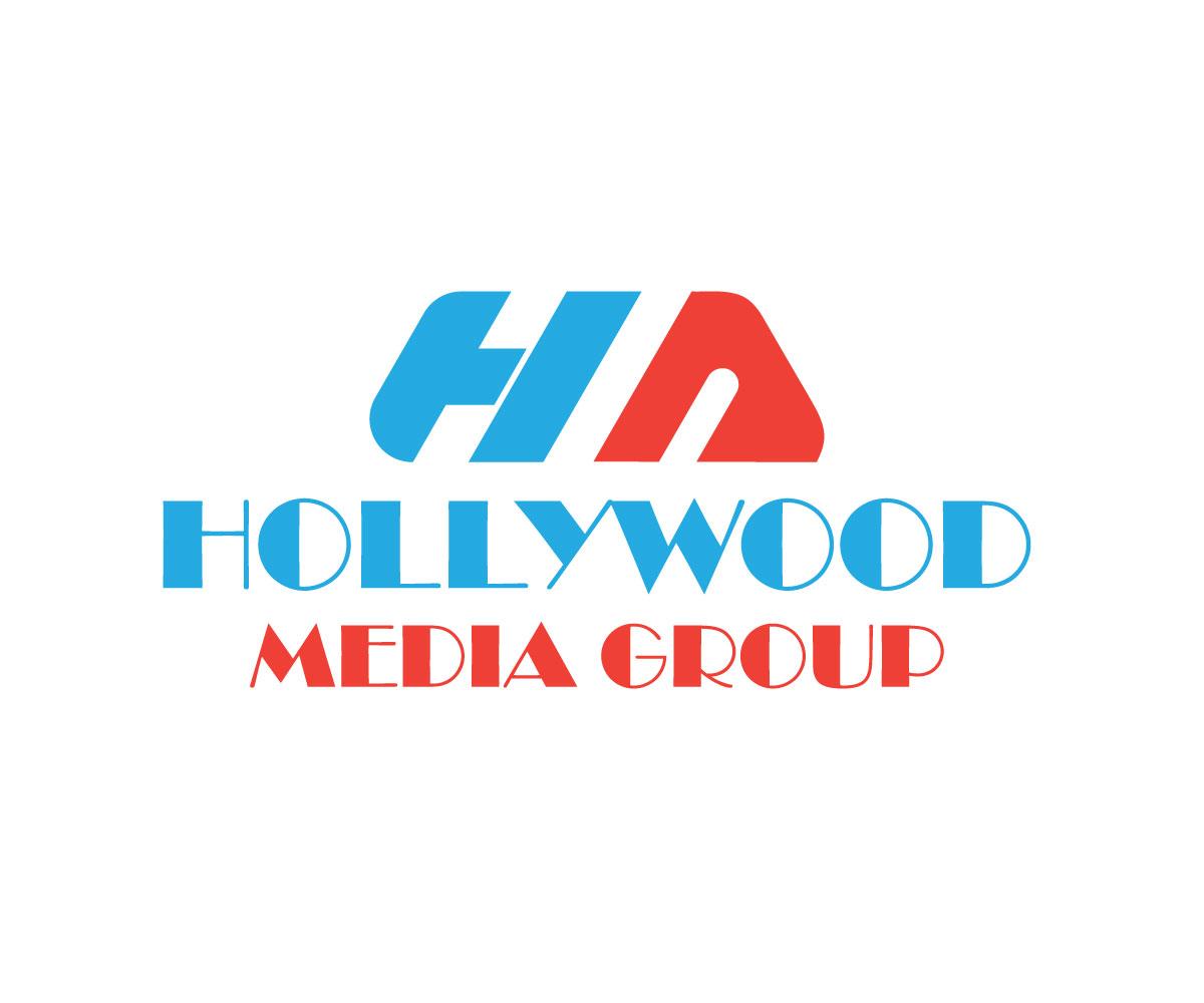 Bold, Modern Logo Design for Hollywood Media Group