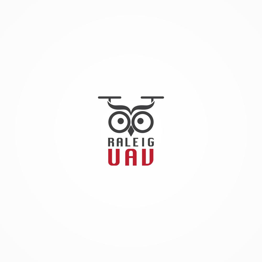 fafbaba1 Upmarket, Serious, It Company Logo Design for Raleigh UAV (tagline ...