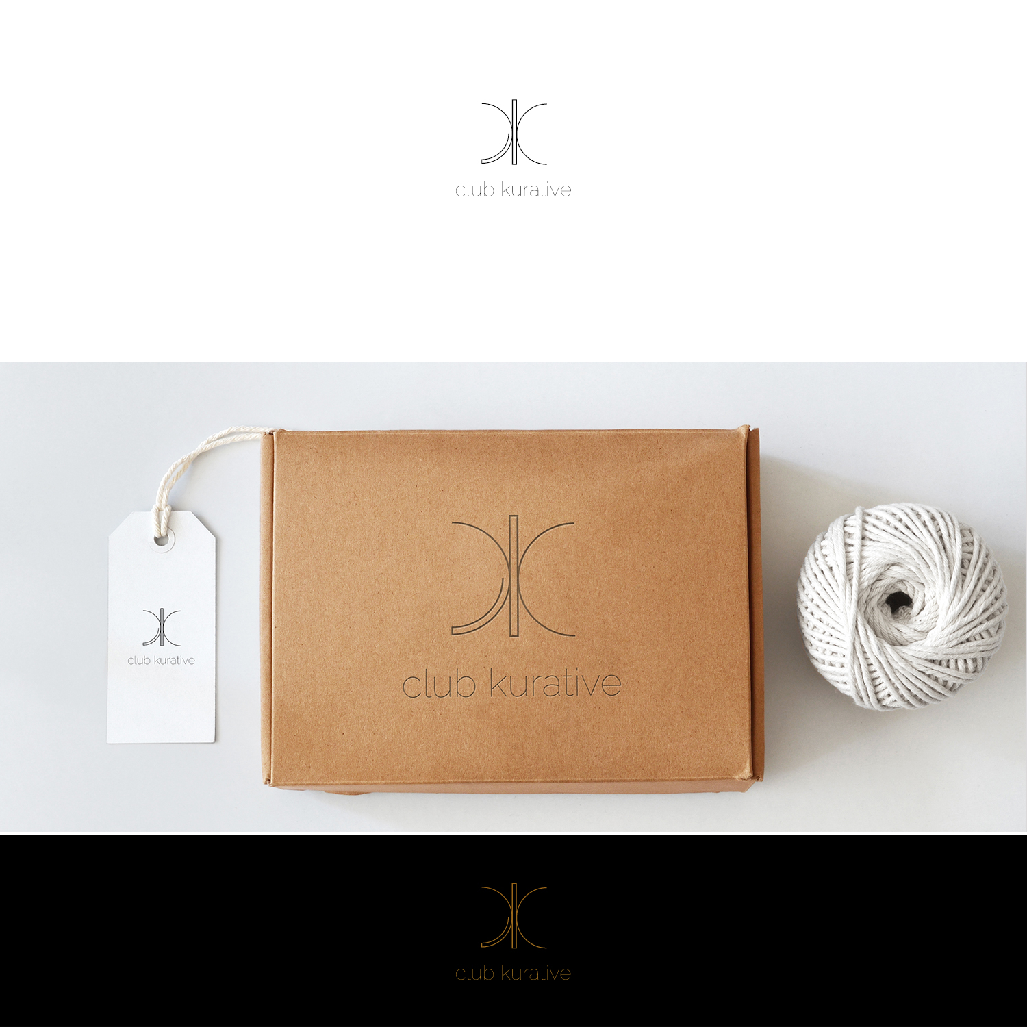 Logo by DominicDesign for a bath and beauty subcription box business