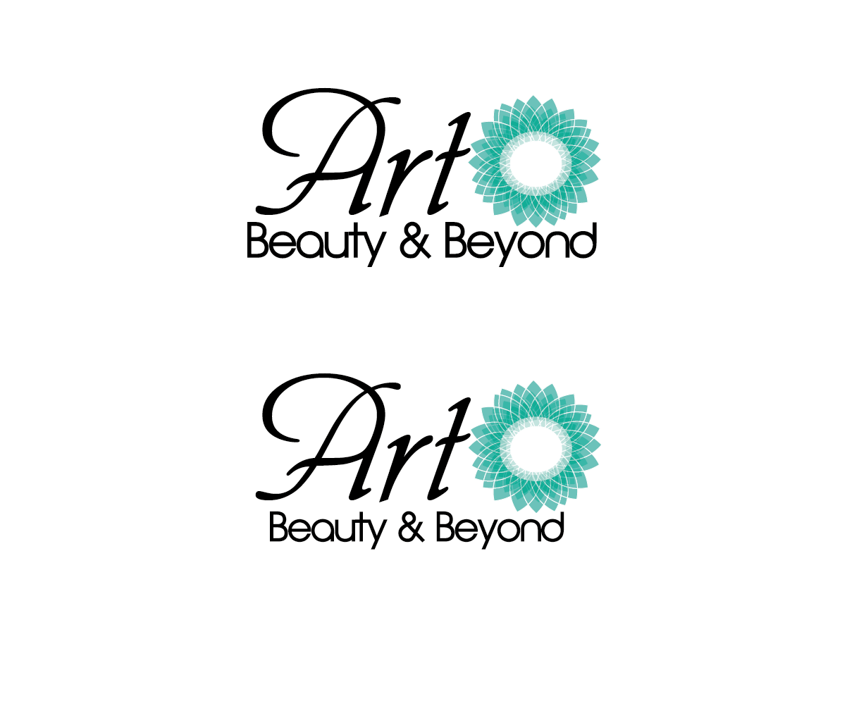 Feminine, Colorful, Beauty Salon Logo Design for Art, Beauty
