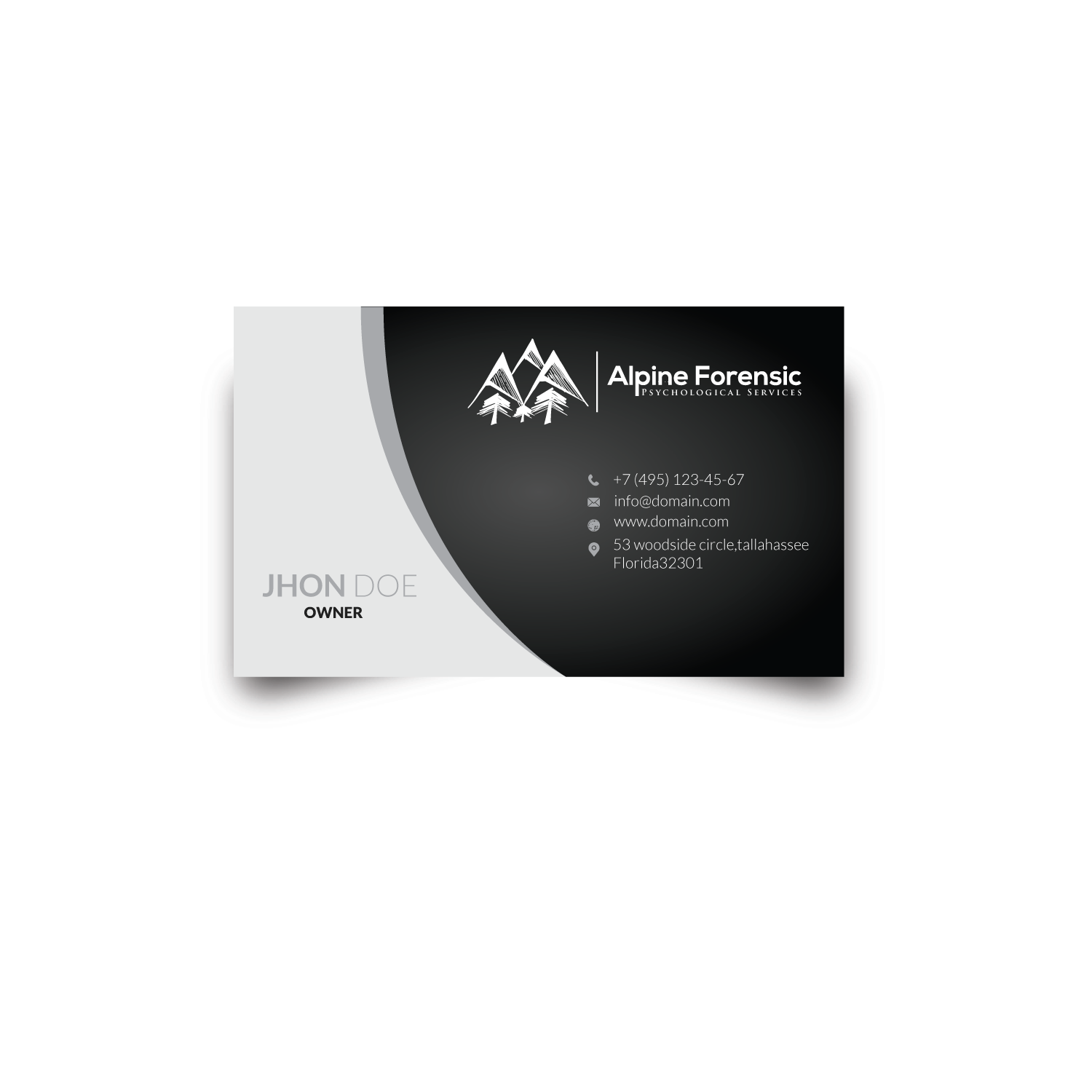 Serious professional medical business card design for a company by business card design by nuwanscreation for this project design 18225130 colourmoves