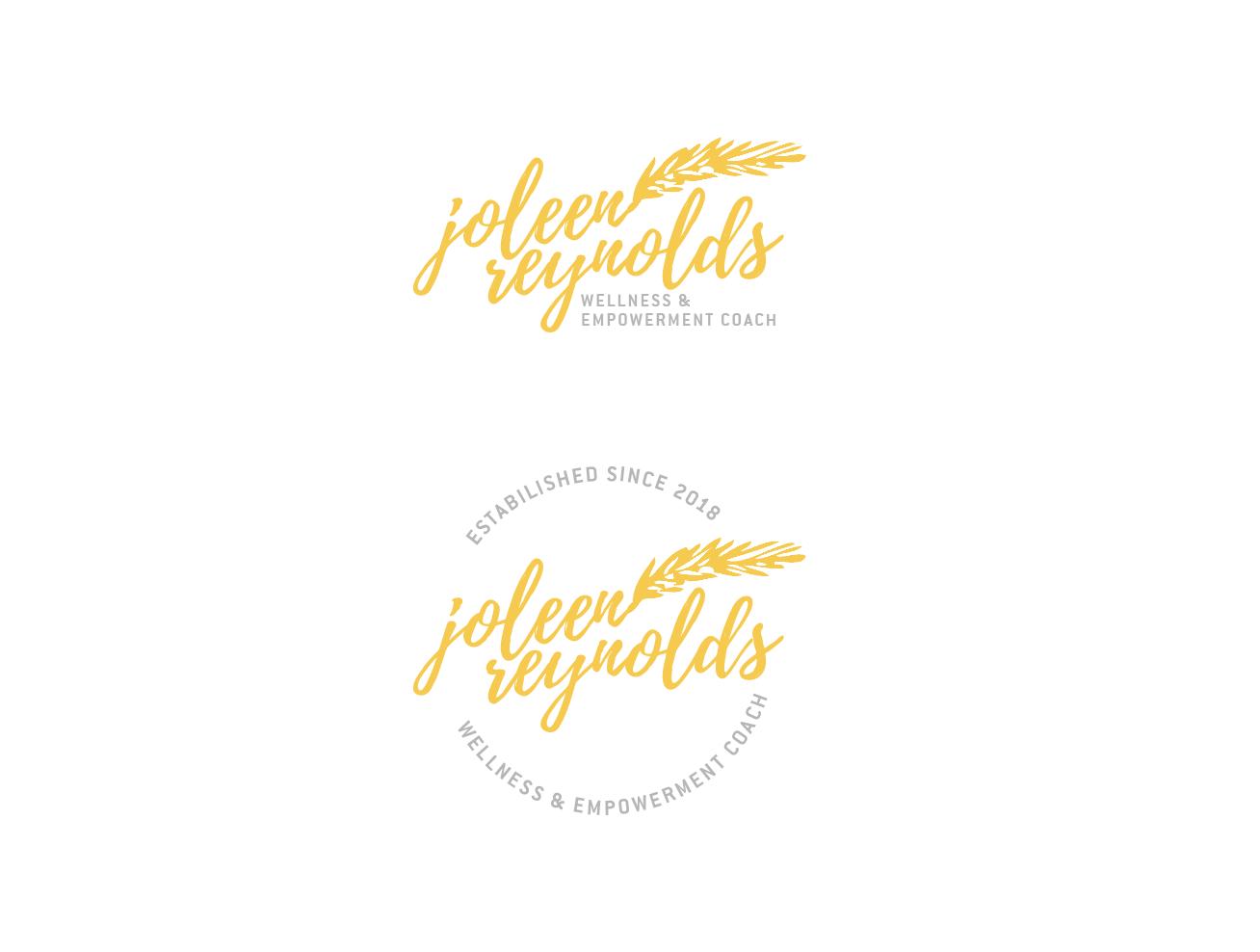 Logo by wonderland for a Wellness/empowerment coach
