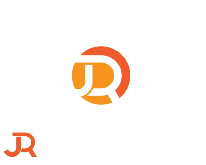 Upmarket Modern Music Download Logo Design For My Initials J R