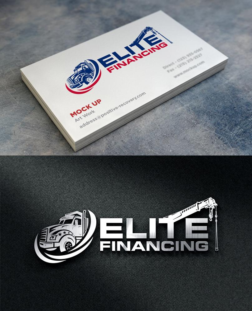 Masculine professional finance logo design for elite financing llc logo design by bhava for elite financing llc design 18329595 colourmoves