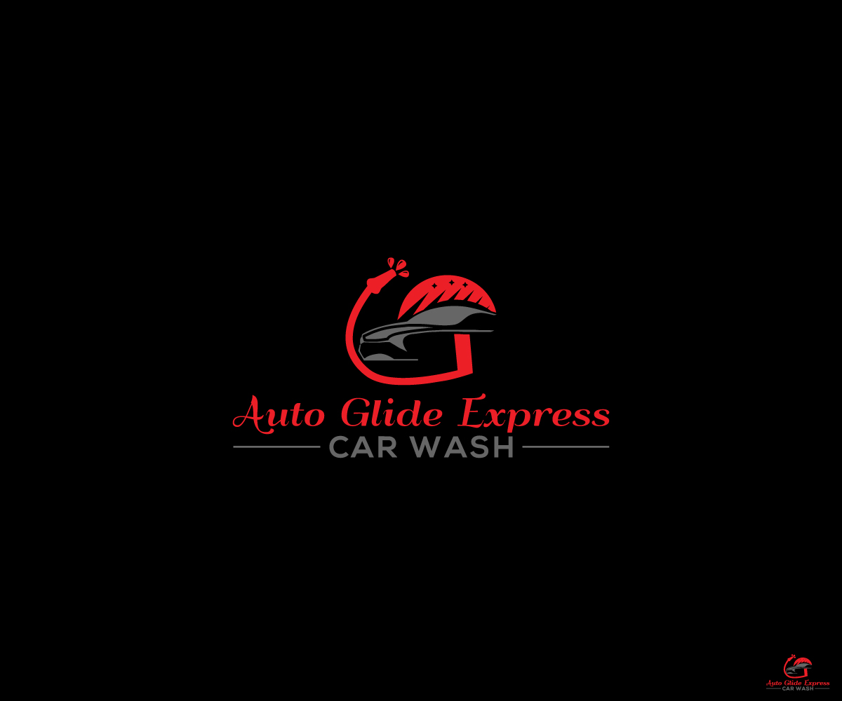 Professional Upmarket Logo Design For Auto Glide Express