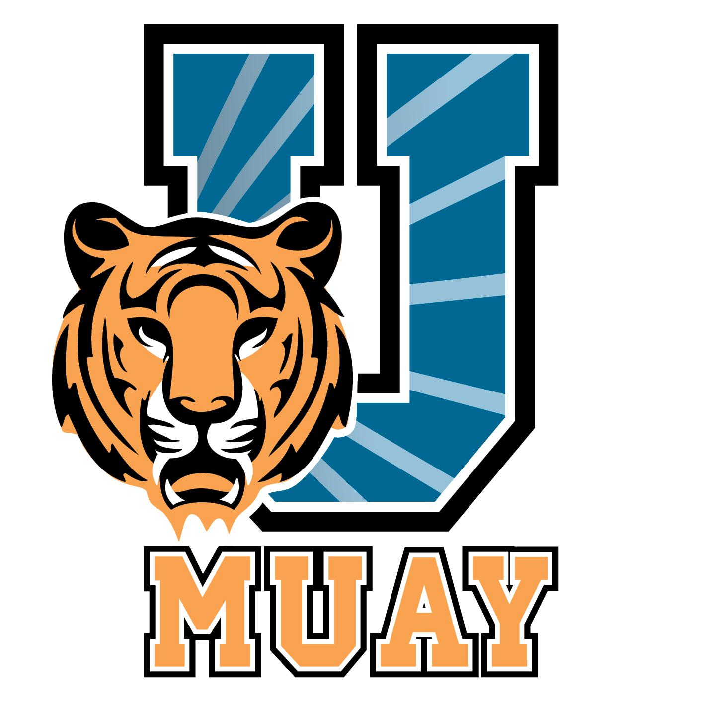 Elegant, Playful, College Logo Design for Muay U by Create