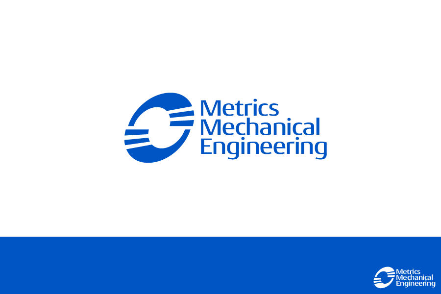 Serious Modern Mechanical Engineering Logo Design For The Company