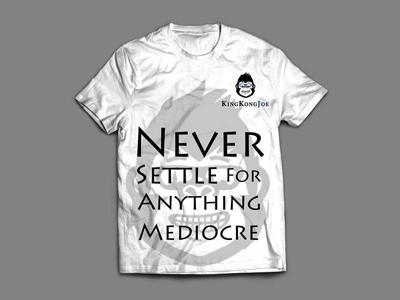 c922fcff Modern, Masculine, Campaign T-shirt Design for a Company in Australia    Design 18224258