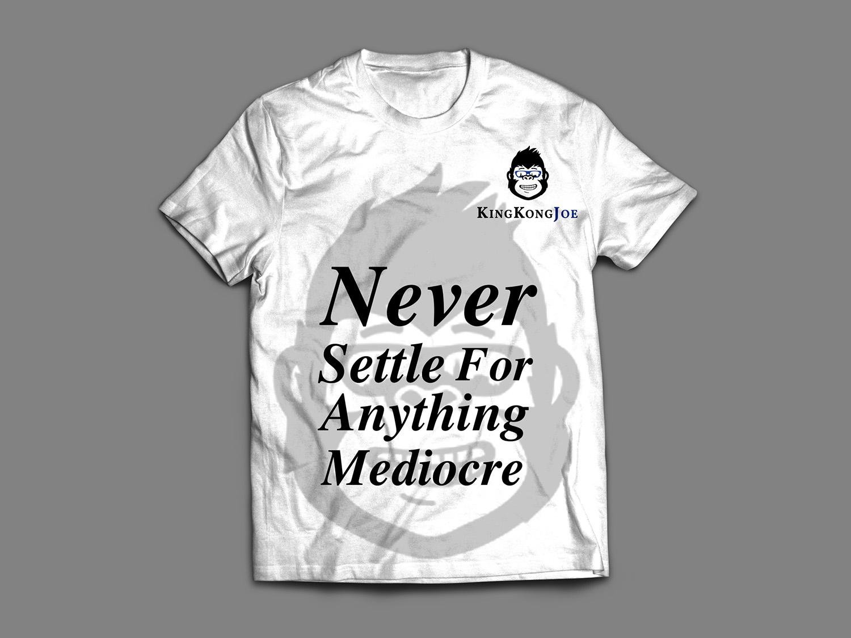 ae42f22a Modern, Masculine, Campaign T-shirt Design for a Company in Australia    Design 18224297