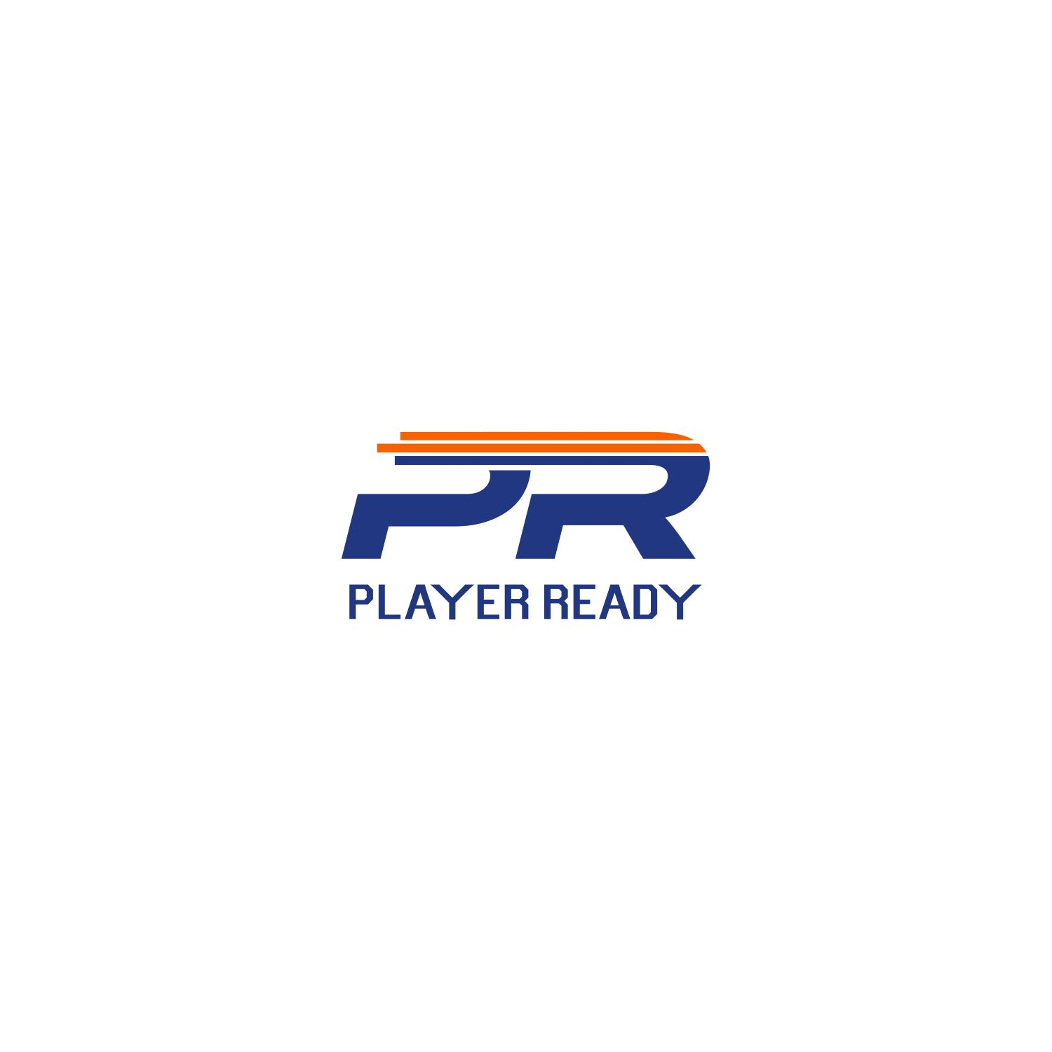 Bold, Modern, Online Logo Design for Player Ready by