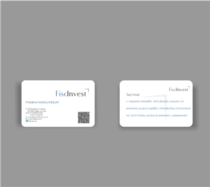 Business Card Design by Naavyd - Business Card Design Project