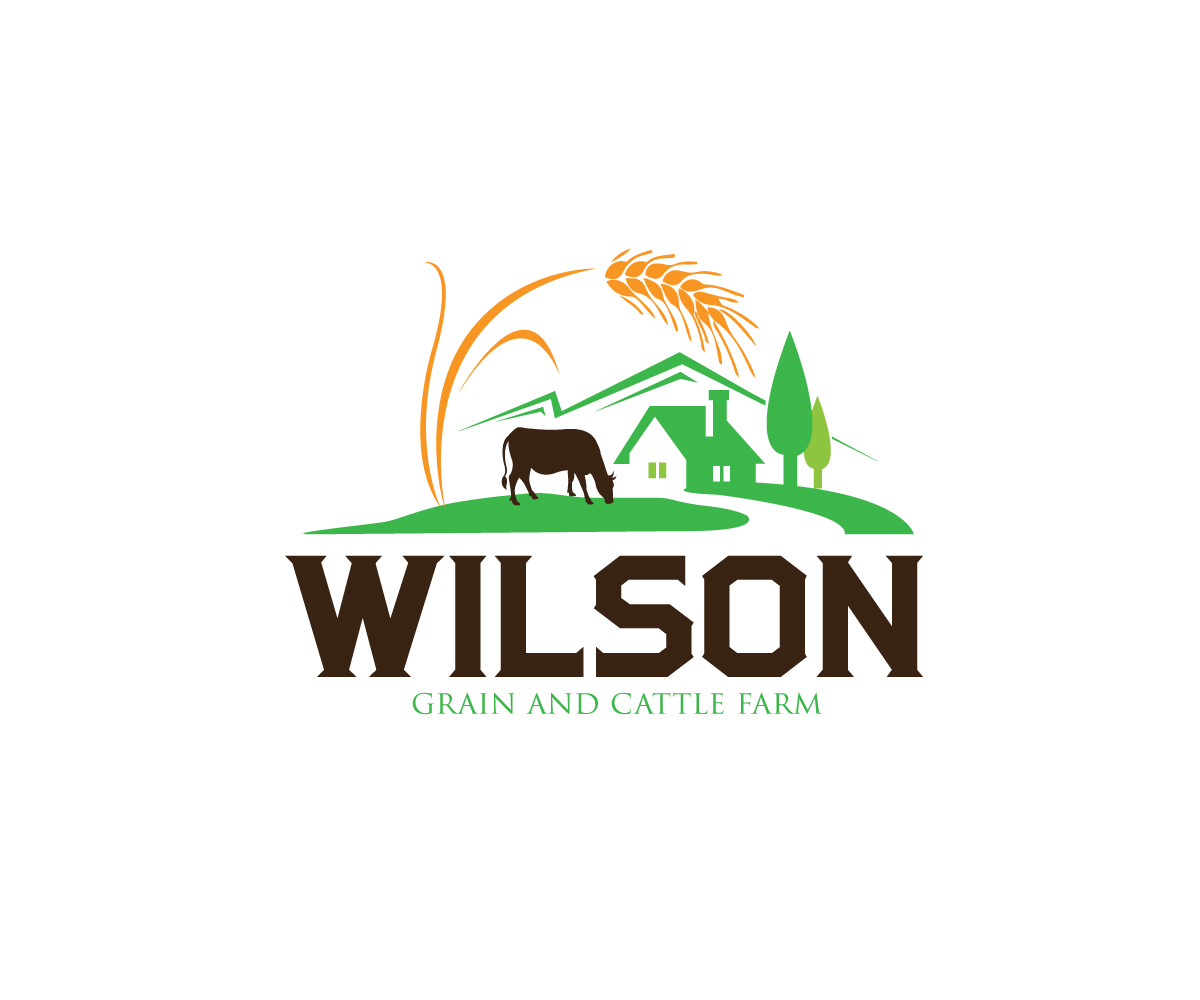 Modern, Professional, Agriculture Logo Design For Wilson