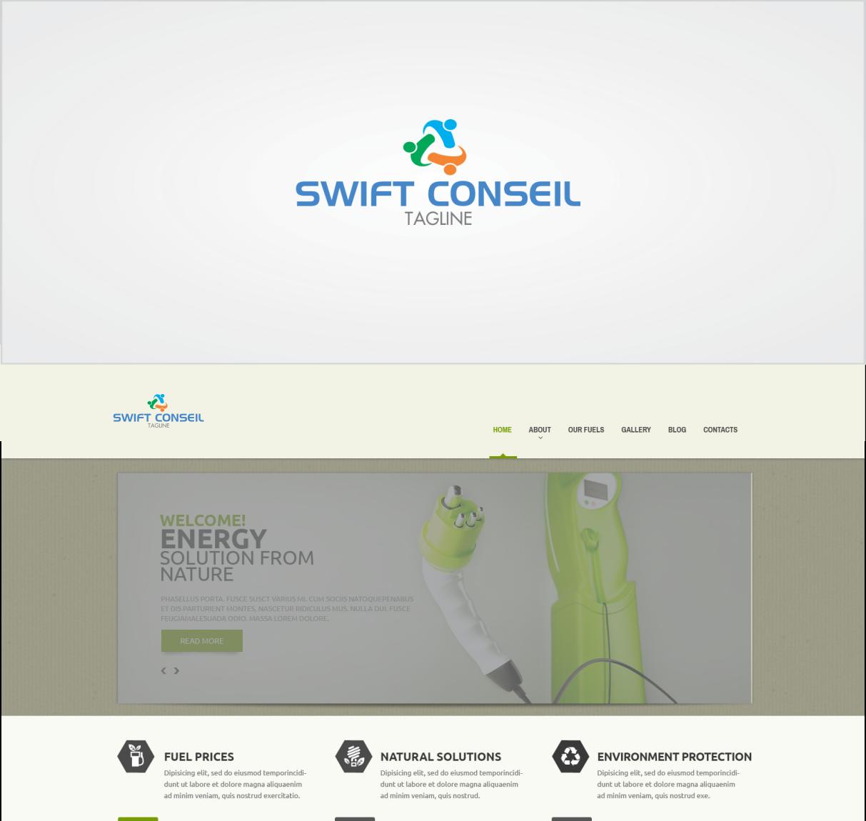 Professional, Upmarket, Consulting Logo Design for SWIFT