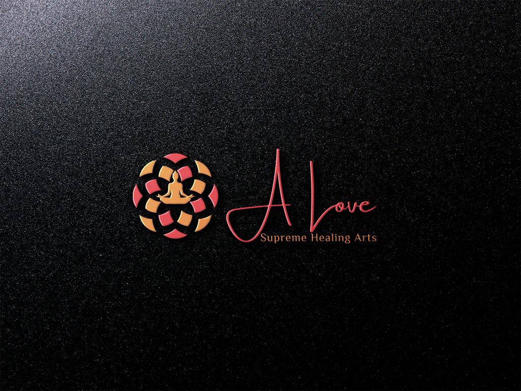 Feminine Colorful Health And Wellness Logo Design For A