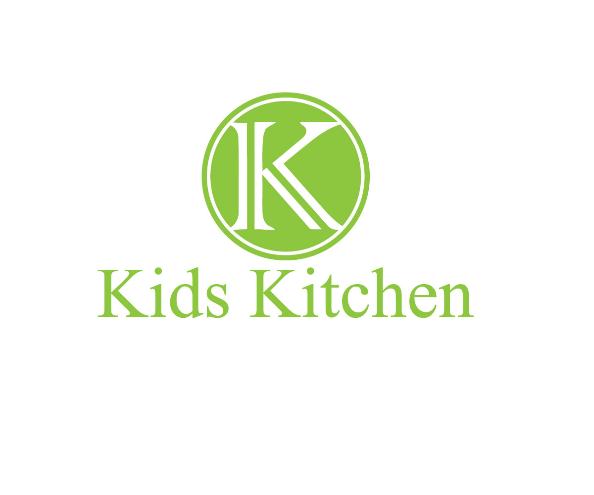 Playful Personable Kitchen Logo Design For Kids Kitchen By