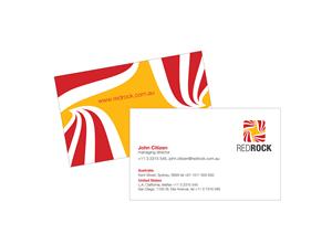 Logo Design by Rammal - RED ROCK