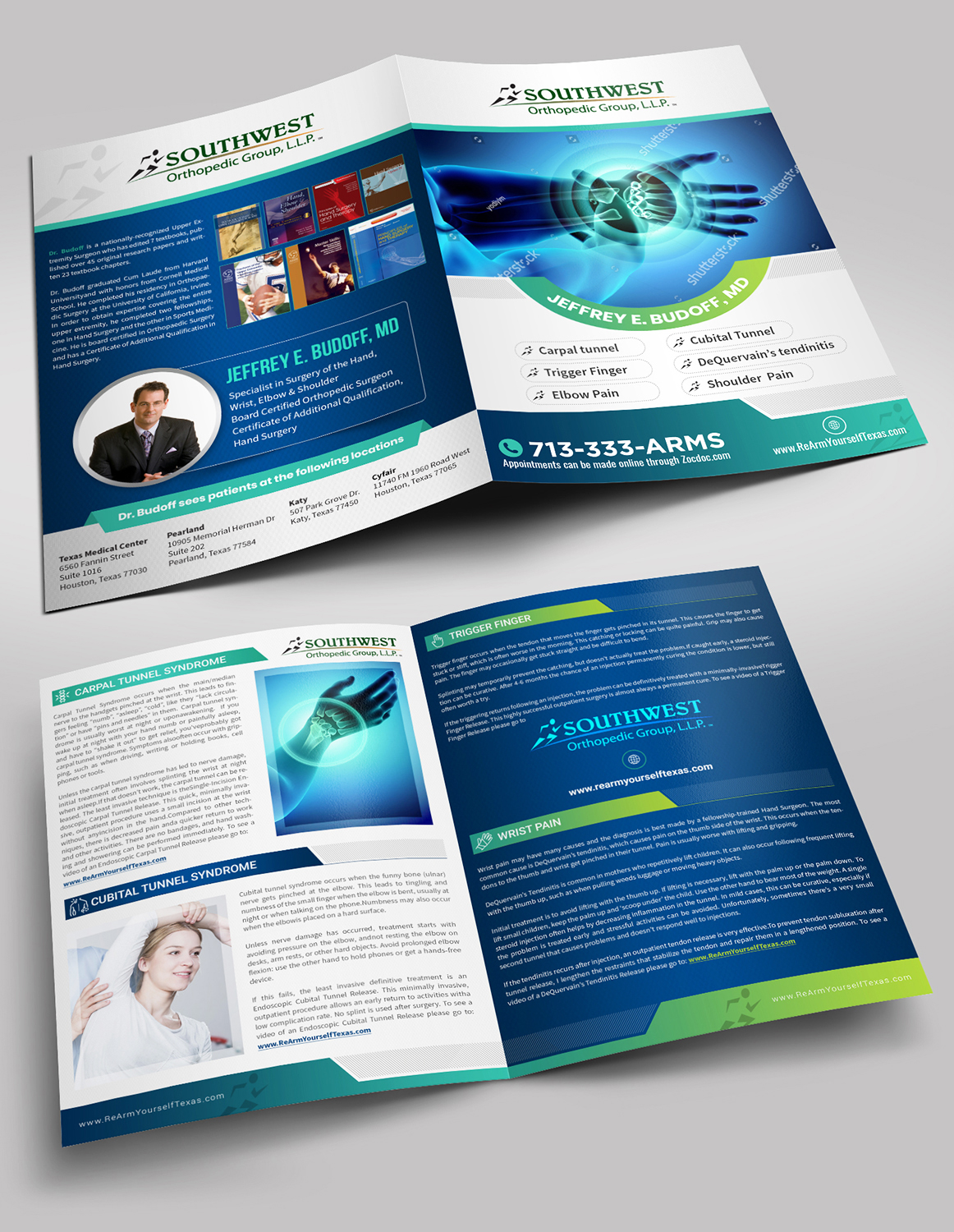 Professional, Serious Flyer Design for a Company by SD