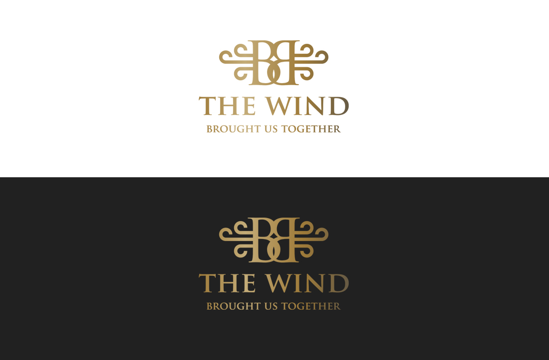 Elegant Serious Logo Design For Symbol Of Wind R By Gldesigns