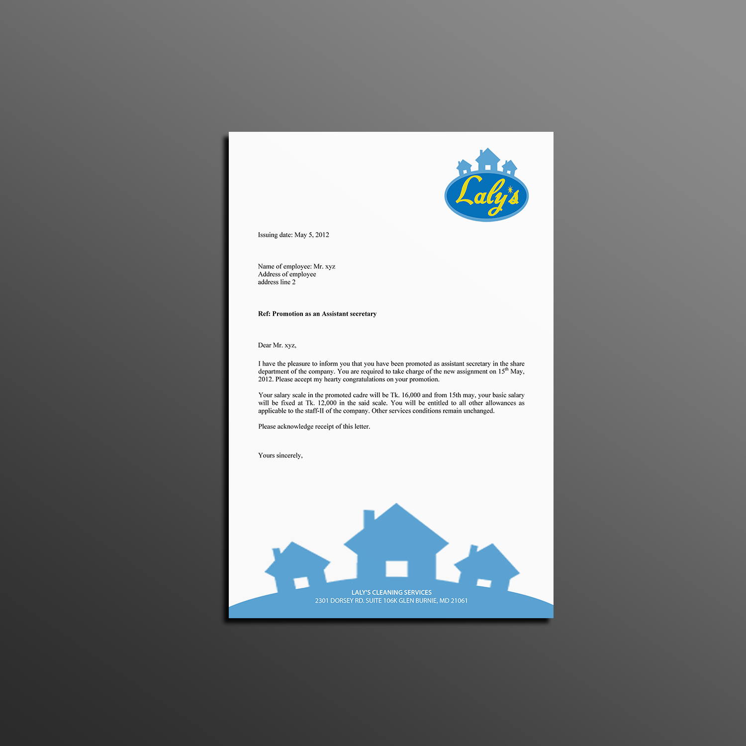 elegant playful house cleaning letterhead design for a company in united states design 18254738