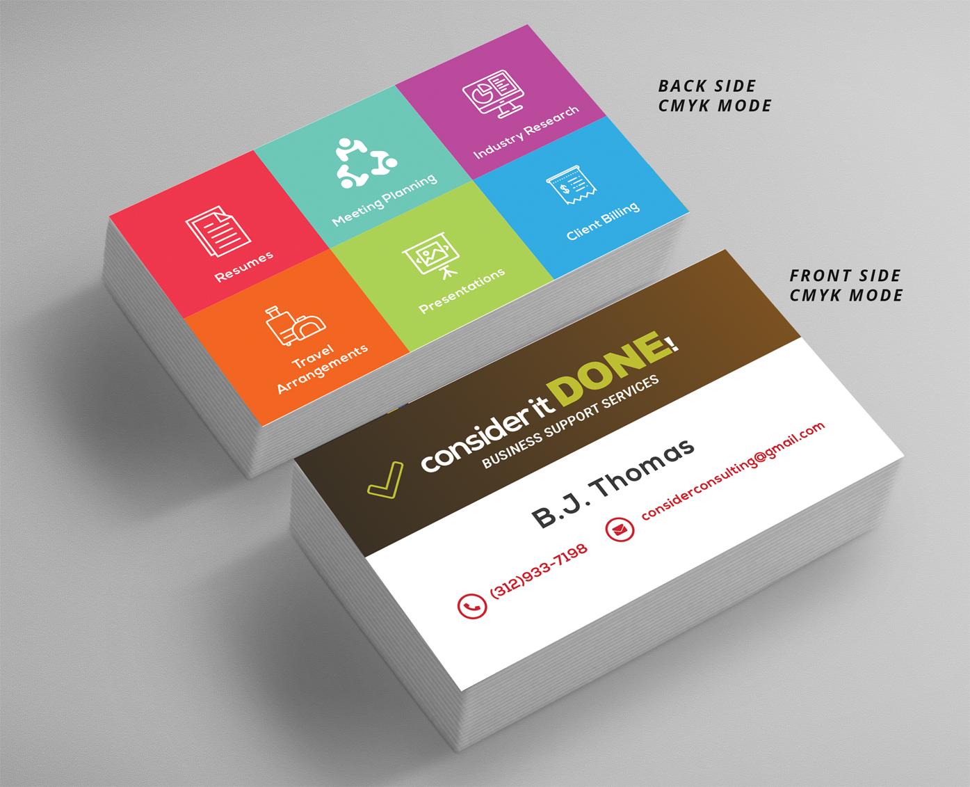 Fett Professionell Business Visitenkarten Design Für A
