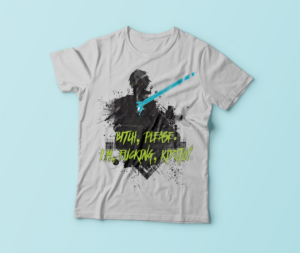 Diseño de Camiseta por SD WEBCREATION para Red Bucket Publishing Inc.  64bfdb2511475