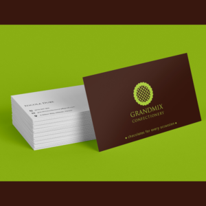 Chocolate business card designs 52 chocolate business cards to browse chocolate business card design by sandymanme colourmoves