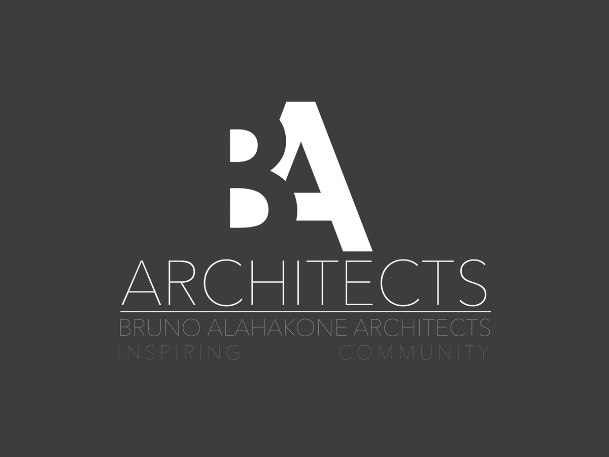 Logo design for ba architects by philm design 4378528 for Architecture logo