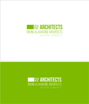 Logo Design by Naavyd - BA Architects logo