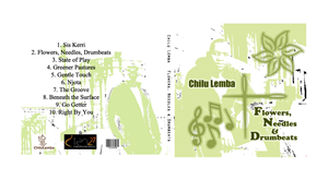 CD Cover Design by FCJ_GRAPHICS