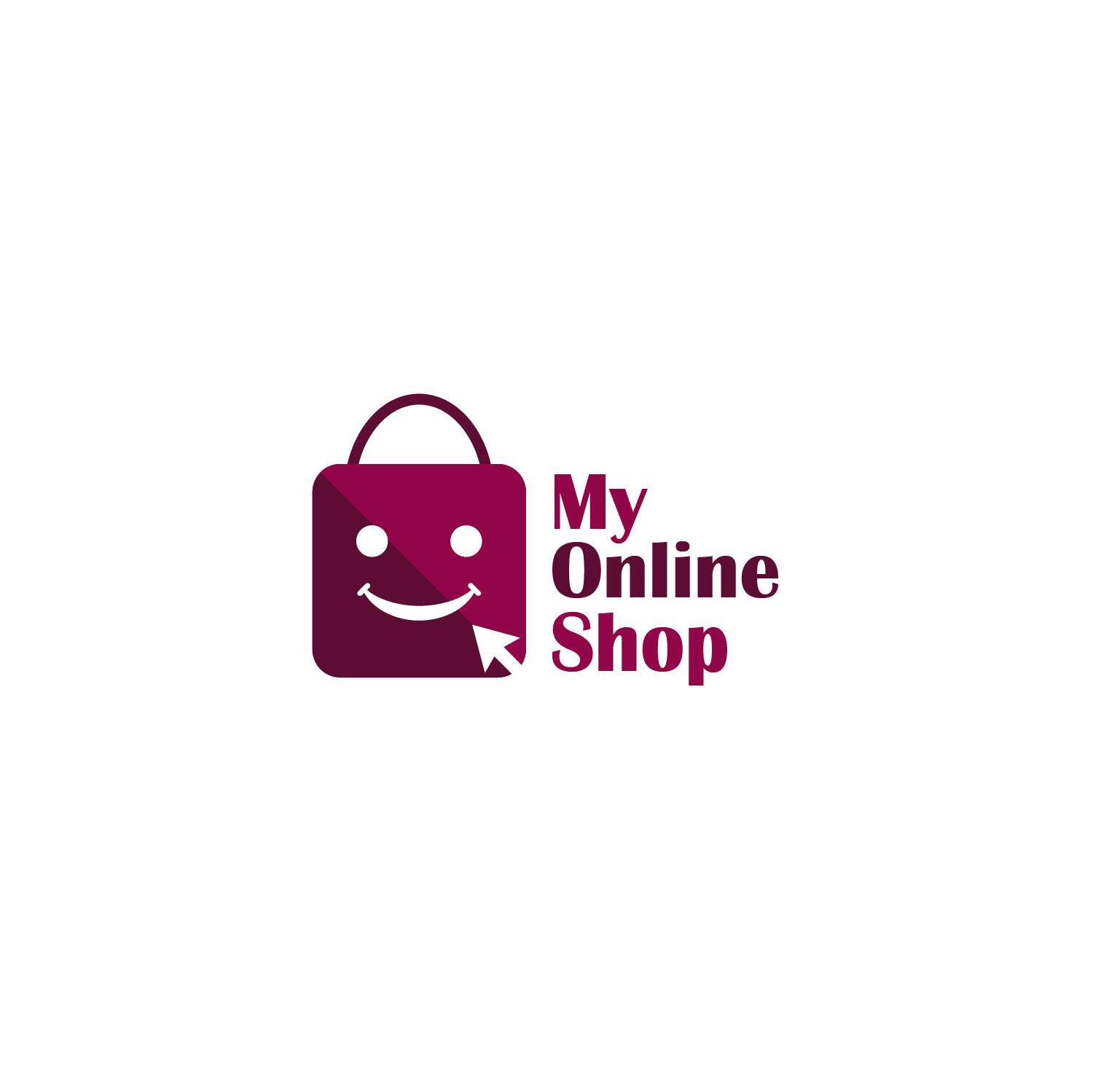 Professional modern online shopping logo design for for Design online shop