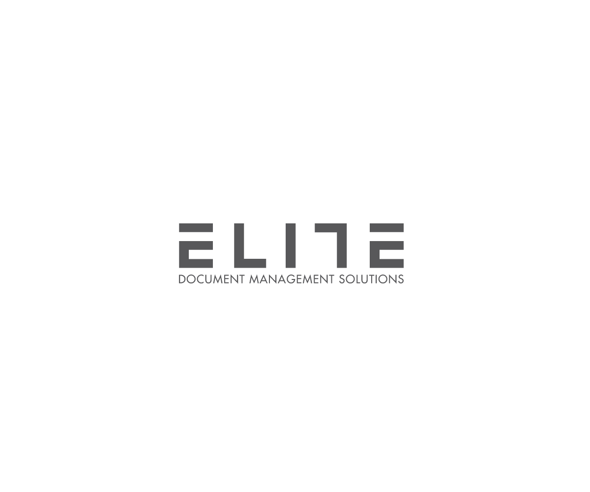 Bold Serious It Company Logo Design For Elite Document Management - What is a design document