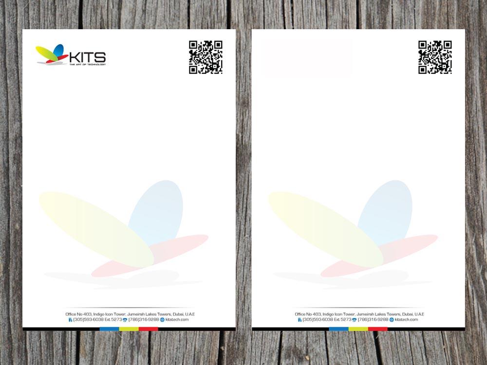 company letterhead design online