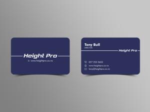 Locksmith business card design 1000s of locksmith business card business card design for height pro ltd by creativespace colourmoves Choice Image