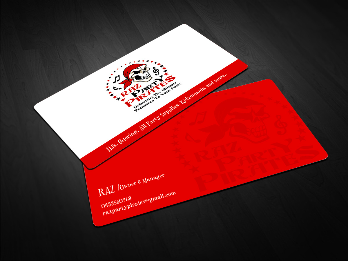 28 Modern Professional Party Planning Business Card Designs For A Party Planning Business In