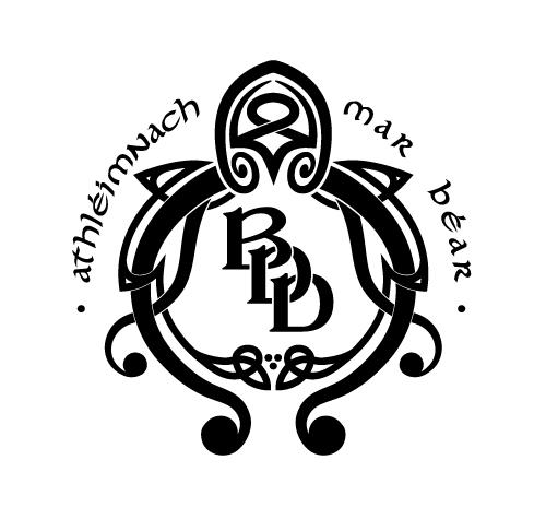 Monogram logo by Scamos Design