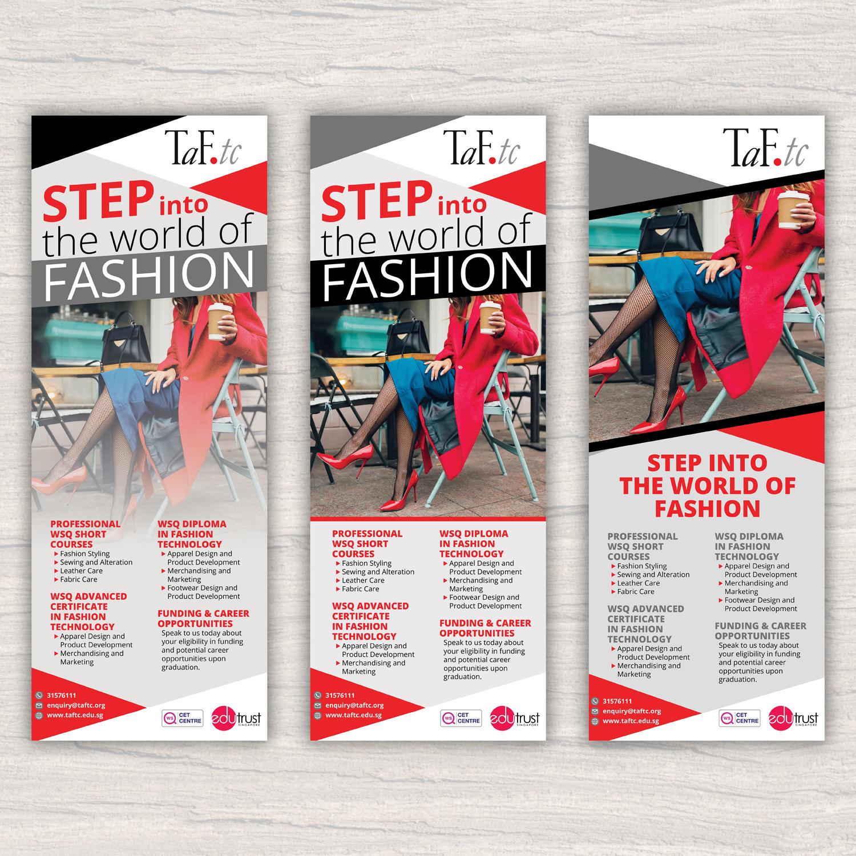 Modern Upmarket Poster Design For Taf Tc By Katyas Art And Design Design 18416823