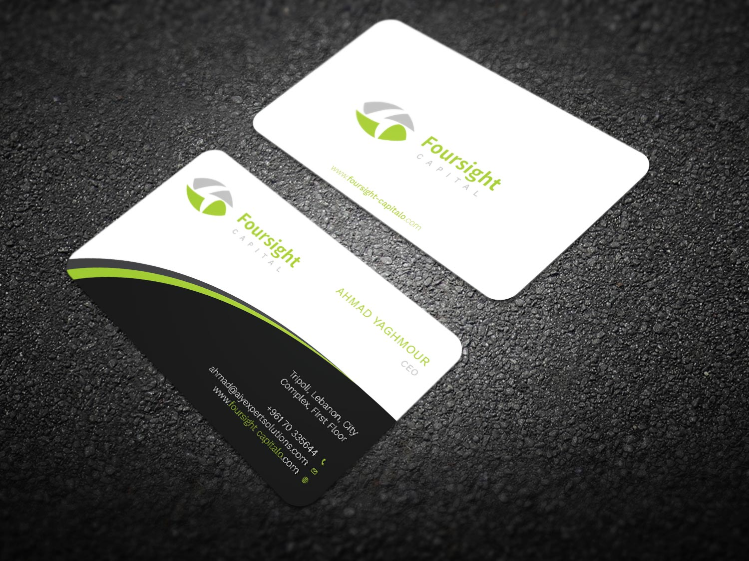 Upmarket modern financial service business card design for a business card design by fxpro for this project design 18311313 reheart Images